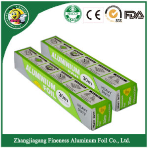 Aluminum Foil / Kitchen Foil/ Wrapping Roll for Food Packing pictures & photos