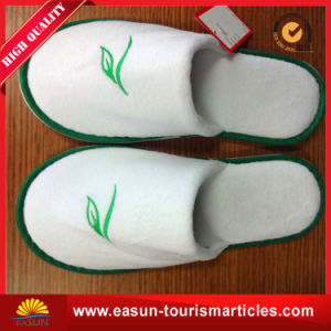 Custom Washable Hotel Guest Airline Slippers pictures & photos