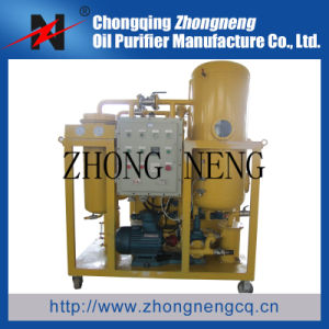 Turbine Oil Purifier,Used Turbine Oil Recycling Plant pictures & photos