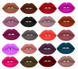 Original Make up Cosmetics Top OEM Velvet Colorful Matte Lipstick pictures & photos