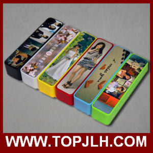 Fashionable Photo Transfer Print Sublimation Power Bank pictures & photos