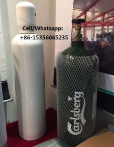 3.4L Customized Oxygen Cylinders for Medical/Industrial Uses pictures & photos