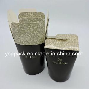 Disposable Waterproof Paper Noodle Box pictures & photos