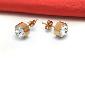 Zircon Ear Stud Women & Men Fashion Accessories Titanium Steel pictures & photos