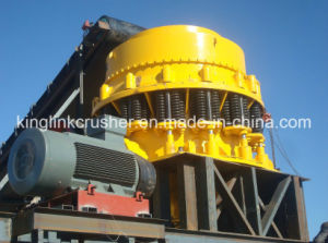 Symons Compound Hydraulic Rock Cone Crusher pictures & photos