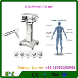 Physiotherapy Shockwave Therapy Machine for Pain Treatment Mslst02L
