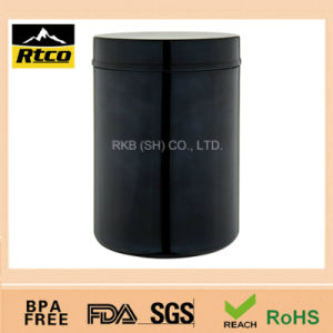 Various Colors Plastic HDPE Canister Used for Power Food