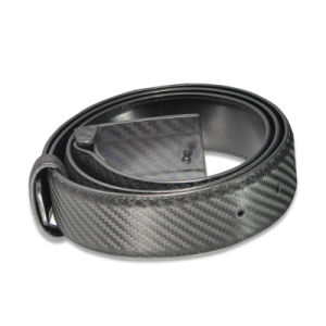Fashion Jeans Elastic Belt with Buckle for Men pictures & photos