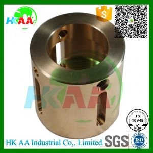 Ts16949 Certified Precision Machined CNC Machining Brass Turning Parts pictures & photos