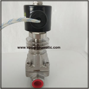 SLH Stainless Steel High Temperature Solenoid Valve pictures & photos