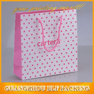 Cheap Promotional Paper Bag/Paper Bag/Promotional Bag (BLF-PB060) pictures & photos