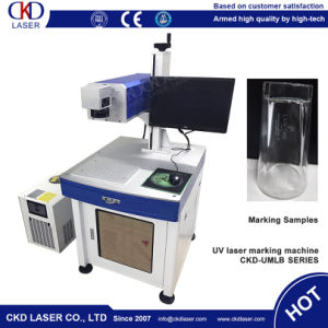 UV Laser Machine for Marking All Kinds of Material pictures & photos