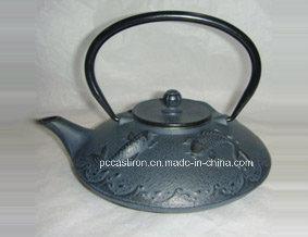 PCE08 Cast Iron Teapot Manufacturer pictures & photos