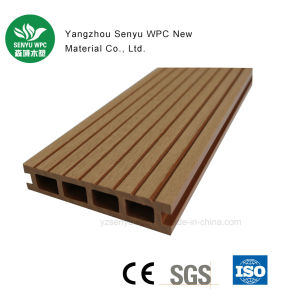 China Manufacturer Wood Plastic WPC Decking pictures & photos