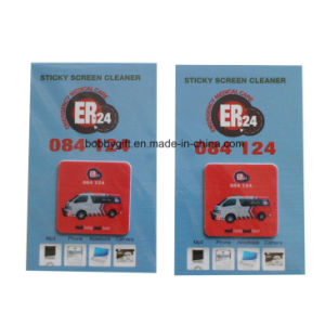 Promotion Silicone Mobile Phone Cleaner Sticker Decoration pictures & photos