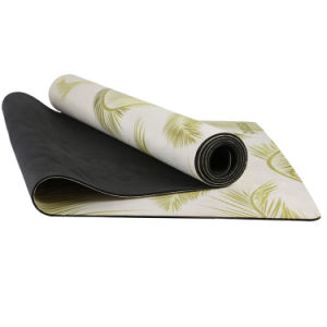 Professional Microfibre Suede Yoga Mat pictures & photos