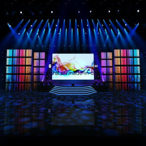 New Product! 2017 New Cabinet P3.125 Indoor Full Color LED Display Screen pictures & photos