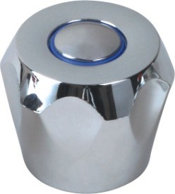 Faucet Handle in ABS Plastic With Chrome Finish (JY-3007) pictures & photos