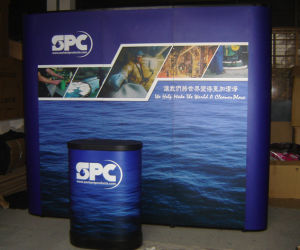 Aluminum Spring Pop up Stand, Pop up Display (PU-02-A) pictures & photos