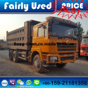Second Hand Dumper Shacman of Used Shacman Dumper