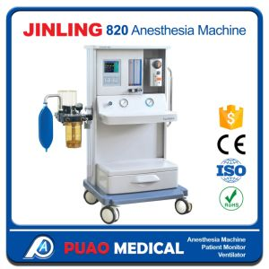 Medical Instrument Anesthesia Machine Maquina De Anestesia Microcomputer-Controlled Ventilator pictures & photos