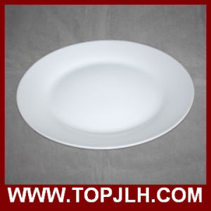 China Wholesale Porcelain Dinnerware Sublimation Plate
