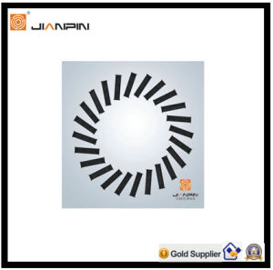 High Quality Plate Swirl Diffuser with Adjustable Blades pictures & photos