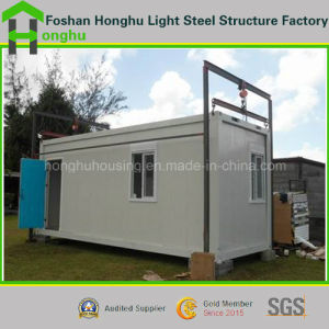 Luxury Prefabricated House Prefab Container House pictures & photos