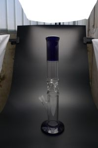 D&K Wholesale Flared Straight Tube Pipe Glass Water Pipe pictures & photos