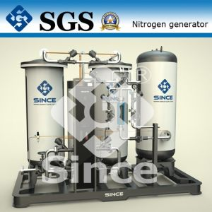 PSA Nitrogen Purification System