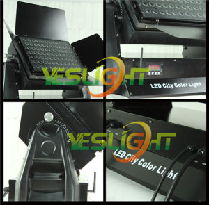 Factory Price Outdoor LED Floodlight RGBW 96*10W LEDs for LED Outdoor Decoration pictures & photos