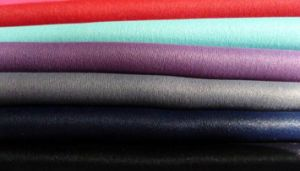 Polyester Blackout Curtain Fabric with Various Colors pictures & photos