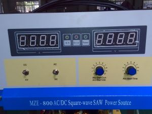 All-Digital Tandem Submerged-Arc Welding Machine (MZE-1250) pictures & photos