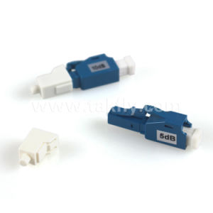3dB 5dB 10dB 15dB Fixed Type LC Fiber Optical Attenuator pictures & photos