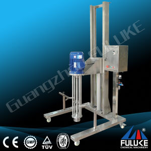 Stainless Homogenizer Electric Pneumatic Disperser Liquid Chemical Mixer pictures & photos