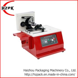 Oil Cup Type Pad Printer Printing Machine for Paper Plastic Drd-Ym500ia pictures & photos