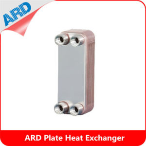 Ard OEM Bl100 Water Oil Cooler Brazed Plate Heat Exchanger Bphe Made in China pictures & photos