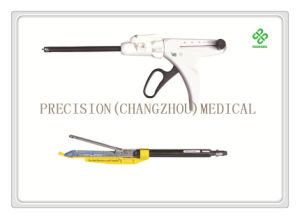 Disposable Medical Endoscopic Linear Cutter Stapler pictures & photos