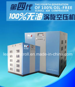 Oil Free Scroll Air Compressor for Food and Beverage Equipment pictures & photos