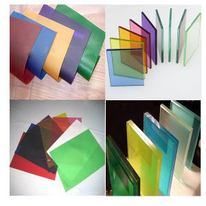 Tql0.4mm Glasss EVA Film for Laminated Glass pictures & photos