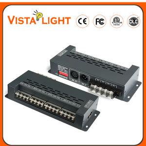 Easy to Operate DC5V-DC24V DMX Decoder Light LED Controller pictures & photos