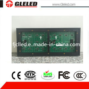Canada Outdoor P10 Single Red LED Signs pictures & photos
