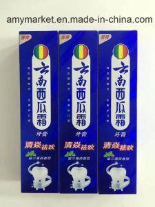 Galenical Exocarpium Citrulli Preparata Remove Bad Breath Dental Care Toothpaste Whitening Dental Cream 100g pictures & photos