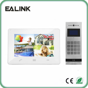 Handsfree 9 Inch CCTV Surveillance Video Door Phone pictures & photos