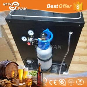 Draft Beer Dispenser, Keg Fridge Kegerator, Refrigerator with Digital Display pictures & photos