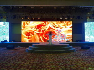 Highest Cost Effective SMD Full Color P5 Outdoor Rental LED Display pictures & photos