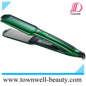 2017 New Waterproof Straightener with Floating Nano Silver and Tourmaline Ceramic Coating Plates pictures & photos