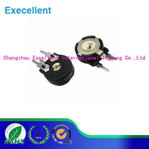 Rotary Potentiometer, Horizontal Adjustment, 10kΩ