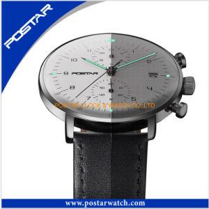 Swiss Super Luminous Elegant Minimalist Quartz Watch Chronograph Watch pictures & photos