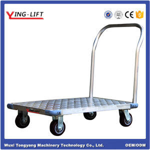 Light Duty Aluminum Platform Truck pictures & photos